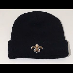 New Orleans Saints NFL Knit Ski Cap Winter Hat